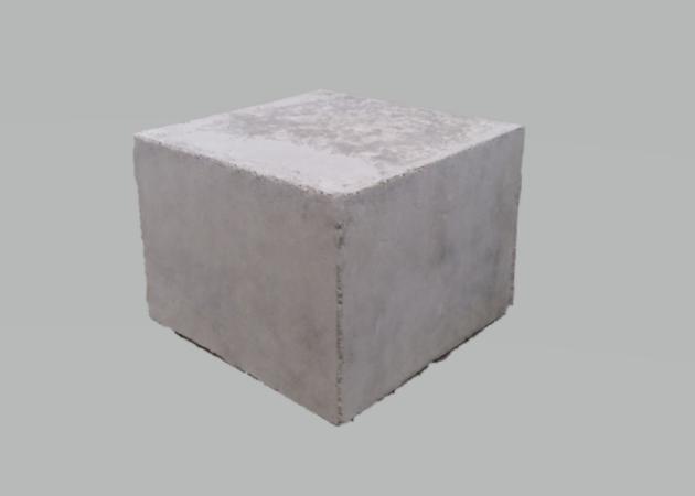 束石200×200×150
