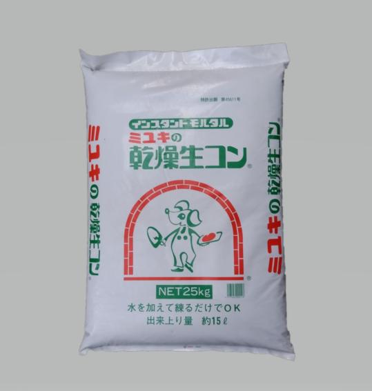 ミユキの乾燥生コン25kg