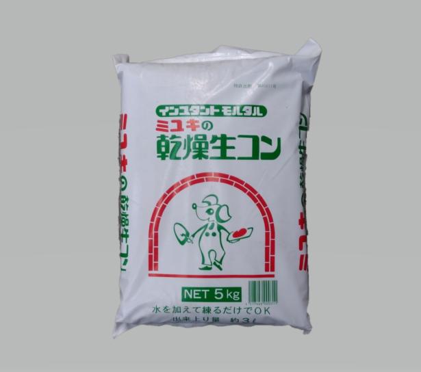 ミユキの乾燥生コン5kg